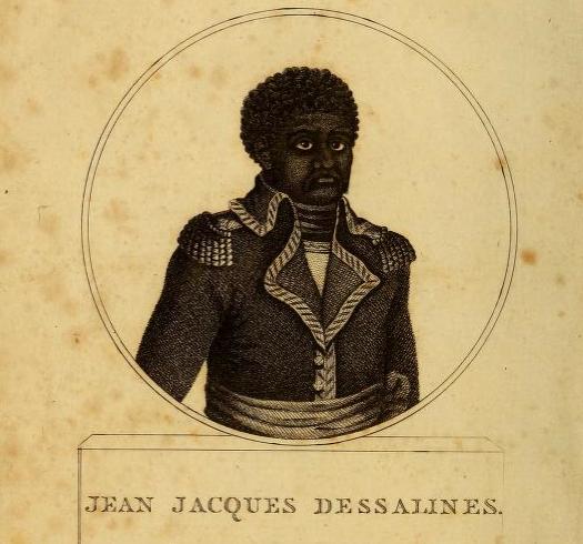Dubroca, Het Leven van Jean Jacques Dessalines, Opperhoofd der Opgestane negers van St. Domingo, 1805.