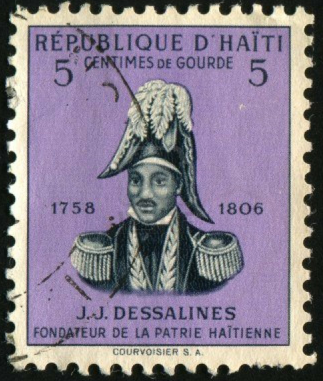 CIRCA 1954, Jean Jacques Dessalines.