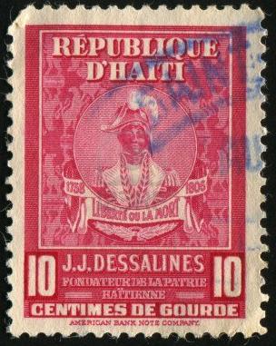CIRCA 1945, Jean Jacques Dessalines.