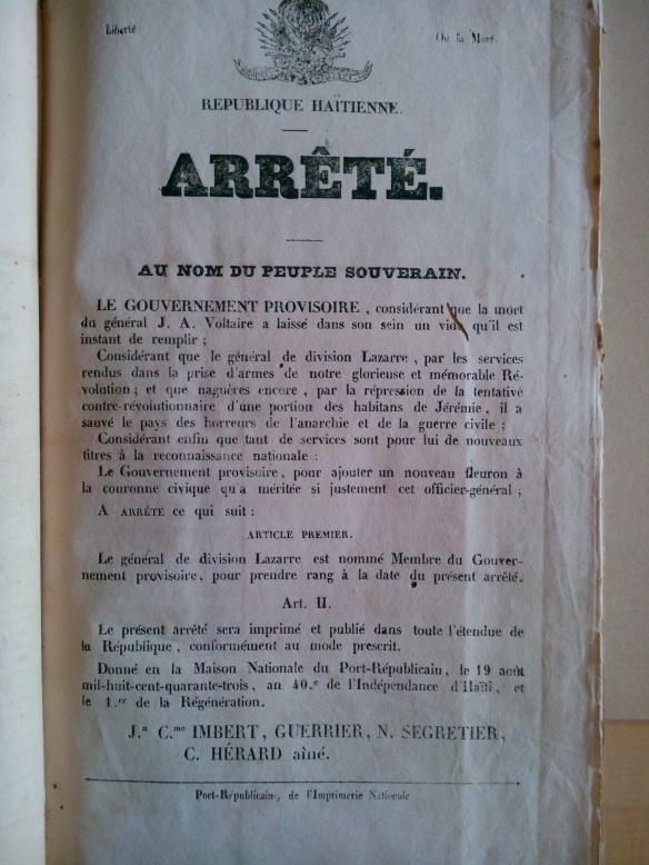 Centre des Archives Diplomatiques de Nantes 524 PO/B/017